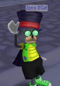 Zorro D'Cat