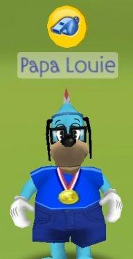 Mumble Lou