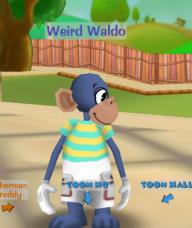 Weird Waldo