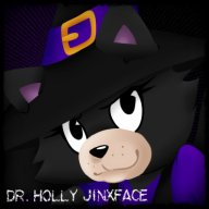 Dr. Holly Jinxface