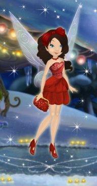 Sapphire Glitterwish