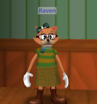 Raven The Cat